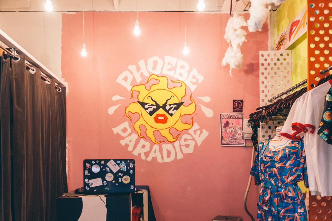 Designer Spotlight: Phoebe Paradise